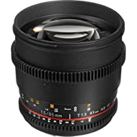Relaunch Aggregator SLY85VDS THE HIGH-POWER 85MM T1.5 PORTRAIT CINE LENS FOR SONY ALPHA DSLR CAMERAS IS AN EX