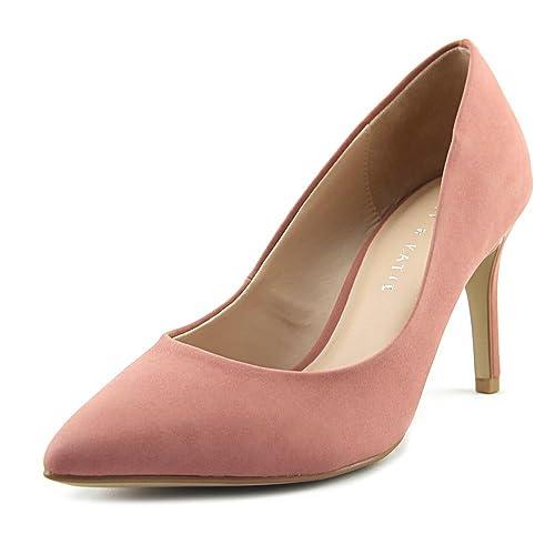 65d107a9760b Kelly   Katie Astivia Women US 7.5 Pink Heels  Amazon.ca  Shoes ...