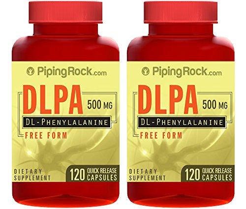 DL Phenylalanine 500 mg (DLPA)