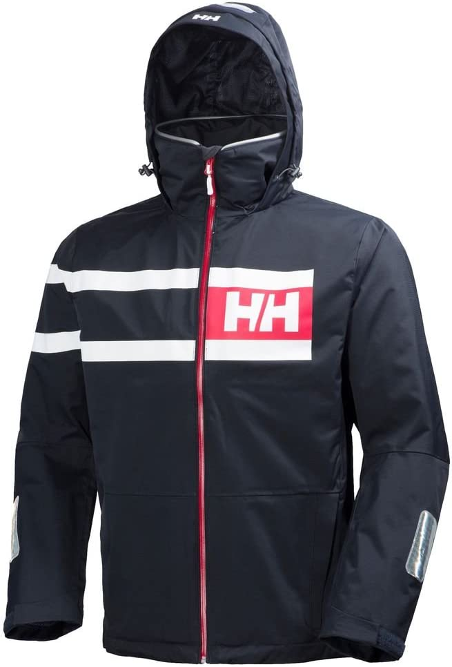 Helly Hansen Salt Power - Chaqueta para Hombre: Amazon.es: Deportes y aire libre