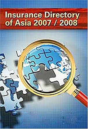 Insurance Directory of Asia: Amazon com: Magazines