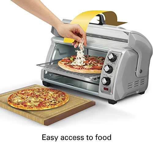 Best Hamilton Beach Countertop Toaster Oven Easy Reach