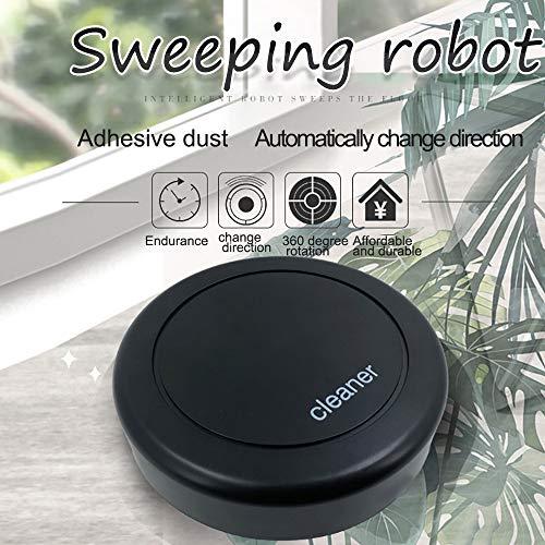 (Euone  Sweeping Machine, Intelligent Robotic Vacuum Cleaner Automatic Mini Sweeping Machine)