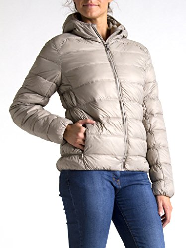 Taille Carrera Couleur 451 Pour Normale Blouson Femme Manche 128 Jeans Longue Beige Unie rTax0r