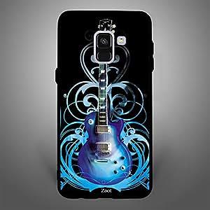 Samsung Galaxy A8 Love guitar