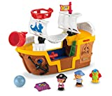 : Fisher-Price Little People Lil Pirate Ship(Discontinued by manufacturer)