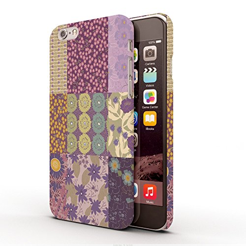 Koveru Back Cover Case for Apple iPhone 6 - Daily Thought Boxed Pattern