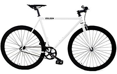 Golden Fixed Gear Bike Cycles Bike Shocker (52)