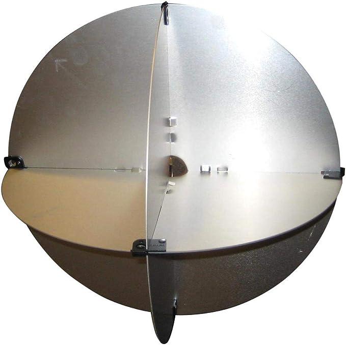 2 qm Echofläche Radar-Reflektor für Segelboote