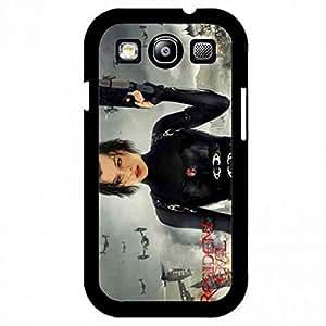 Resident Evil Samsung Galaxy S3, Resident Evil Hard Plastic Black Cover, Resident Evil Phone Custodia