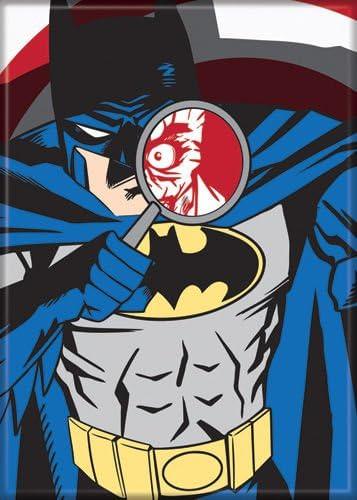 Amazon.com: Batman – Lupa – DC Comics Imán para nevera: Kitchen & Dining