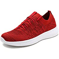 DREAM PAIRS Men's Sneakers Breathable Lightweight Athletic Shoes