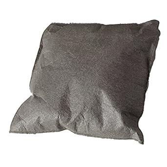Universal Sorbent Pillows 18 x 18 10//Case Gray