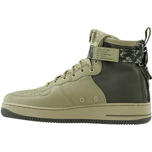 "Olive One Black"" SF de ""Triple Cargo Air Hommes Neutral Khaki Pour Shield Force AF1 Course Chaussures Nike Special 8ZwqCCt"