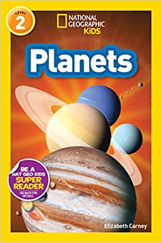 Descarga gratuita National Geographic Kids Readers: Planets Epub