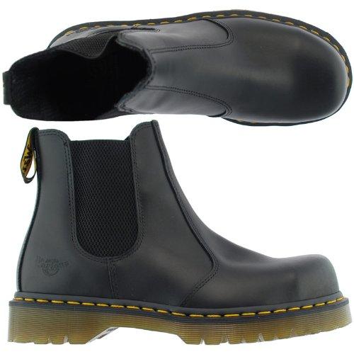 Dr. Martens Icon - SB E Rating - Calzado de protección para hombre negro - negro