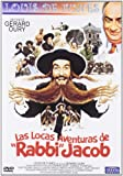 Las Locas Aventuras De Rabbi Jacob (Dvd) [2008] (Import Movie) (European Format - Zone 2)