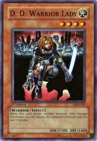 Dark Light Warrior Deck