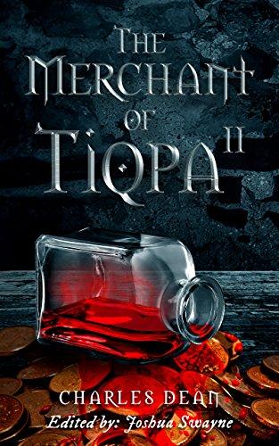 The Merchant of Tiqpa 2 (The Bathrobe Knight Book 5)