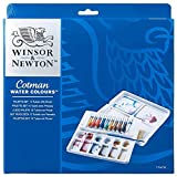 Winsor & Newton Cotman Water Colour Paint Palette