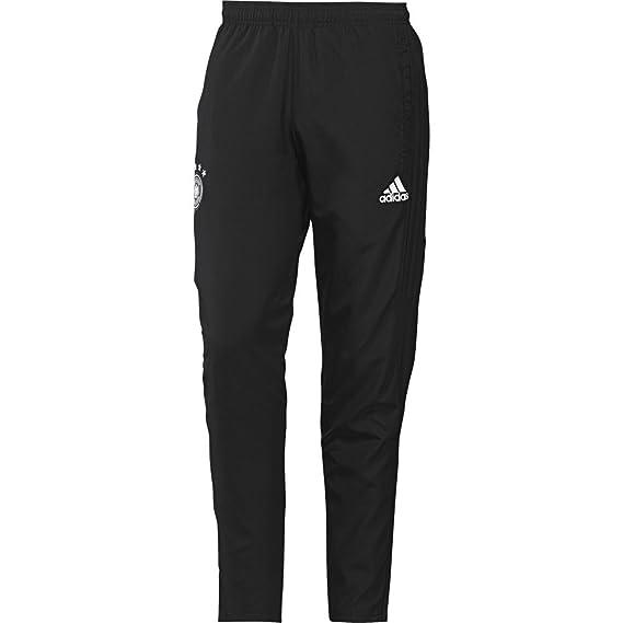 adidas DFB WOV Pantalón Federación Alemana de Fútbol, Hombre ...