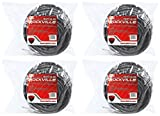 4 Rockville RCTT1250 50' 12 AWG 1/4'' TS to 1/4'' TS Pro Speaker Cable 100% Copper