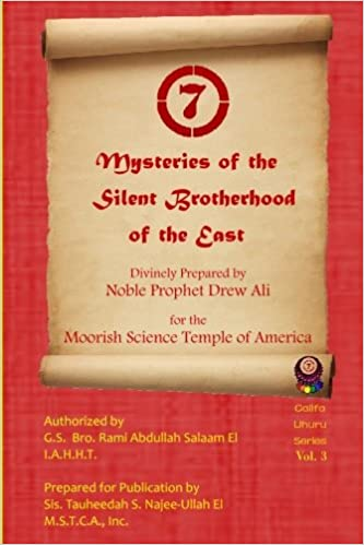 Mysteries of the Silent Brotherhood of the East: A K A  The