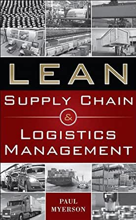 Best books on supply chain management