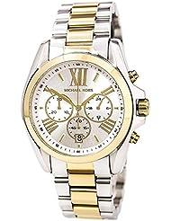 Michael Kors Womens MK5627 Bradshaw Gold/Silver Watch
