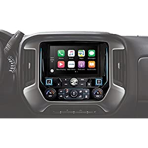 Alpine Electronics i209-GM MECH-LESS Restyle Dash System with Apple Car play & Android Auto for Chevy Silverado (2013-Up) or Gmc Sierra (2013-Up), 9""