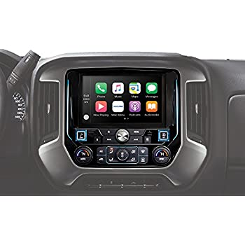 Image of Car Video Alpine Electronics i209-GM MECH-Less Restyle Dash System with Apple Car Play & Android Auto for Chevy Silverado (2013-Up) or Gmc Sierra (2013-Up), 9'