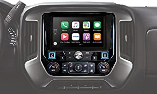 """Alpine Electronics i209-GM MECH-Less Restyle Dash System with Apple Car Play & Android Auto for Chevy Silverado (2013-Up) or Gmc Sierra (2013-Up), 9"""" (B078KHBF2K) 