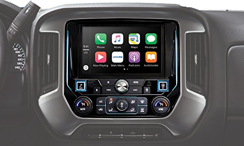 Alpine Electronics i209-GM MECH-LESS Restyle Dash System with Apple Car play & Android Auto for Chevy Silverado (2013-Up) or Gmc Sierra (2013-Up), - Style Locator Store Country