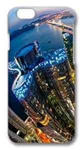 Busan Korea Custom iphone 6 plus 5.5 inch Case Cover Polycarbonate 3D