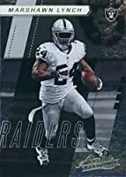 2017 Panini Absolute #94 Marshawn Lynch Oakland Raiders
