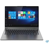 Lenovo YogaC940 ConvertibleUltrabook, Intel Core i7-1065G7, 14inch UHD TOUCH, 1TB SSD, 16GB RAM, Integrated Intel Iris Plus Graphics, Win10, Backlit Eng-Arb KB, Iron Grey - Lenovo Active Pen Included