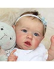 NIULLA Rebirth Dolls Are All Silicone Girls And BoysLifelike, Reborn Babies ser riktiga ut, alla silikonpresenter leksaker för nyfödda