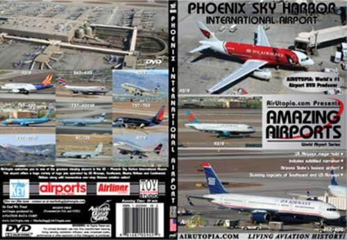 Phoenix/Sky Harbor International Airport (DVD); - Harbor Sky Airport Phoenix
