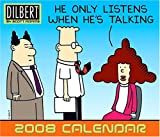 Dilbert 2008 Desk Calendar