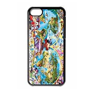 Disney all charactor-frozen,Snow White,Cinderella,alice,The LionKing etc protective case cover For Apple Iphone 5 5S Cases HQV479708035