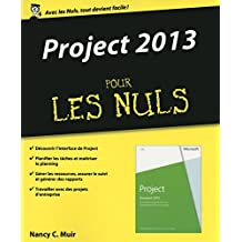 Project 2013 Pour les Nuls (French Edition)