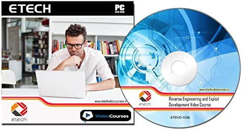 Reverse Engineering and Exploit Development Video Course DVD