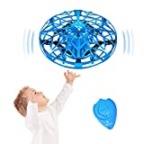 SNAPTAIN Hand Operated Drone for Kids or Adults, Flying...