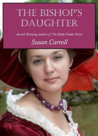 book cover of The Bishop\'s Daughter