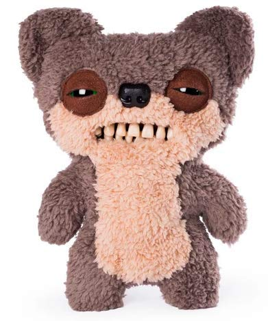 (Fuggler Funny Ugly Monster 9 Teddy Bear Nightmare Plush Creature with Teeth - Fuzzy)