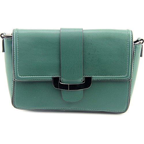 French Connection Ellen Crossbody Mujer Verde