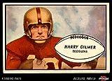 1953 Bowman # 27 Harry Gilmer Washington Redskins (Football Card) Dean's Cards 3 - VG Redskins