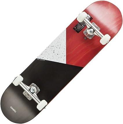 DECATHLON OXELO patineta rojo: Amazon.es: Deportes y aire libre
