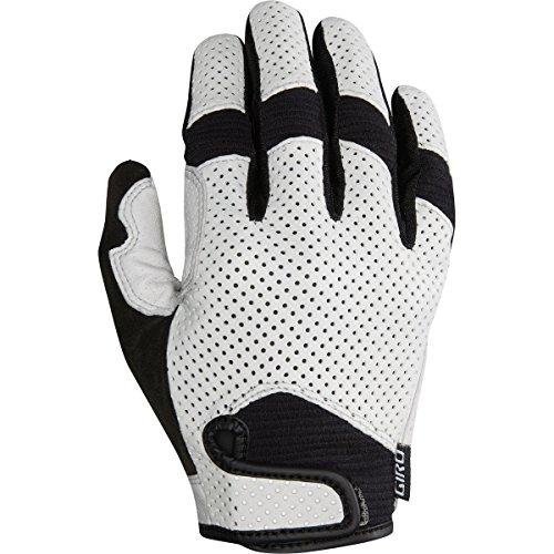 Giro LX LF Cycling Glove - Men's White, L