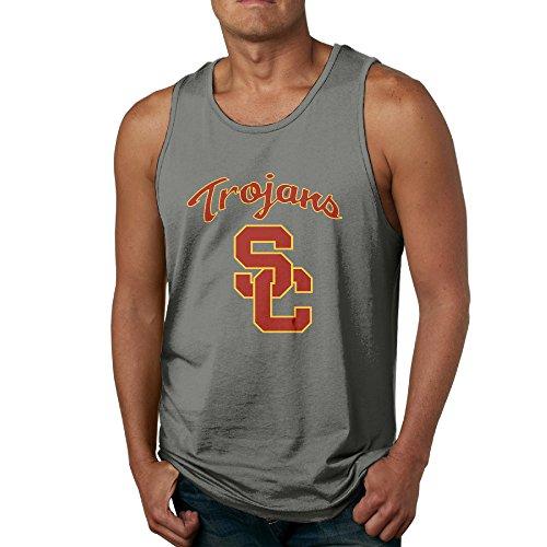 nckg-usc-trojans-football-mens-athletic-vest-size-xxl-deepheather